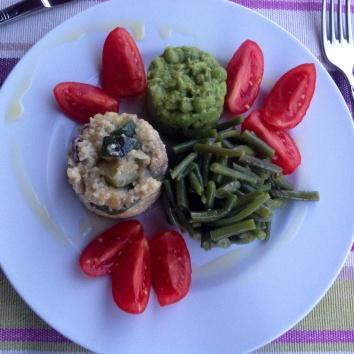 Veggie millet